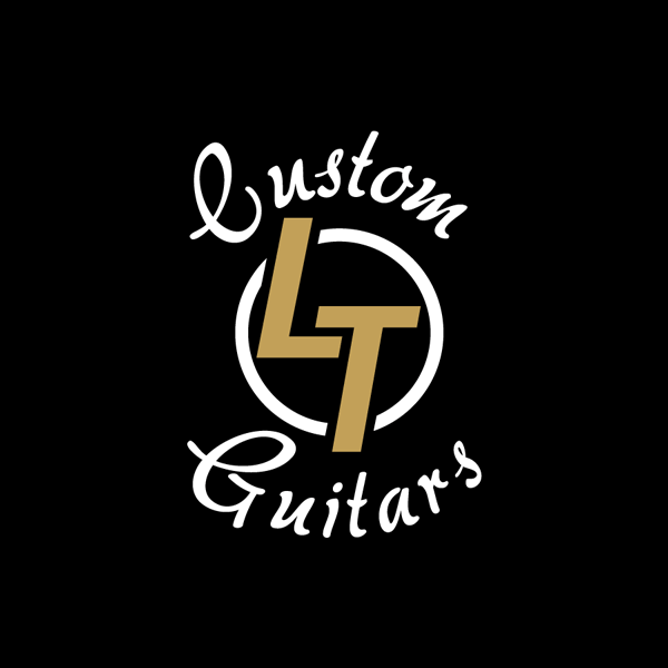 LT Custom Guitars logo and website development by Digital Fuse