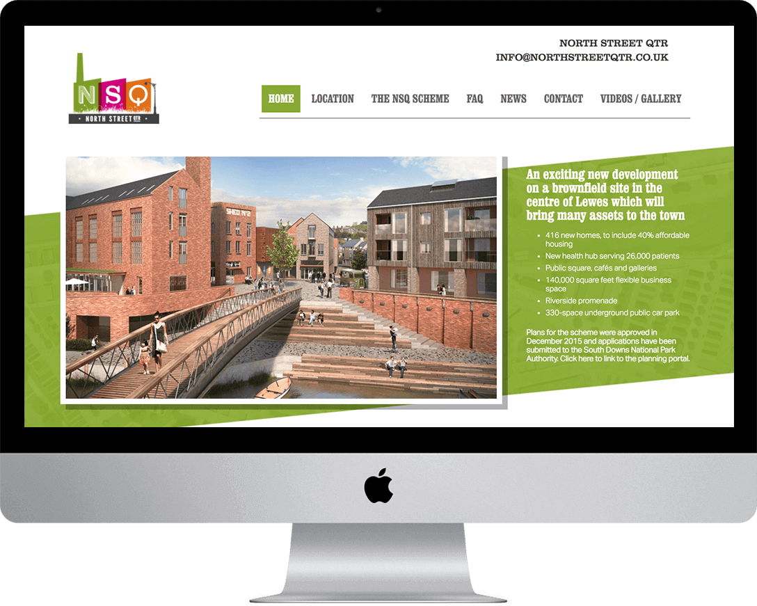 Real Estate Development Websites by Digital Fuse