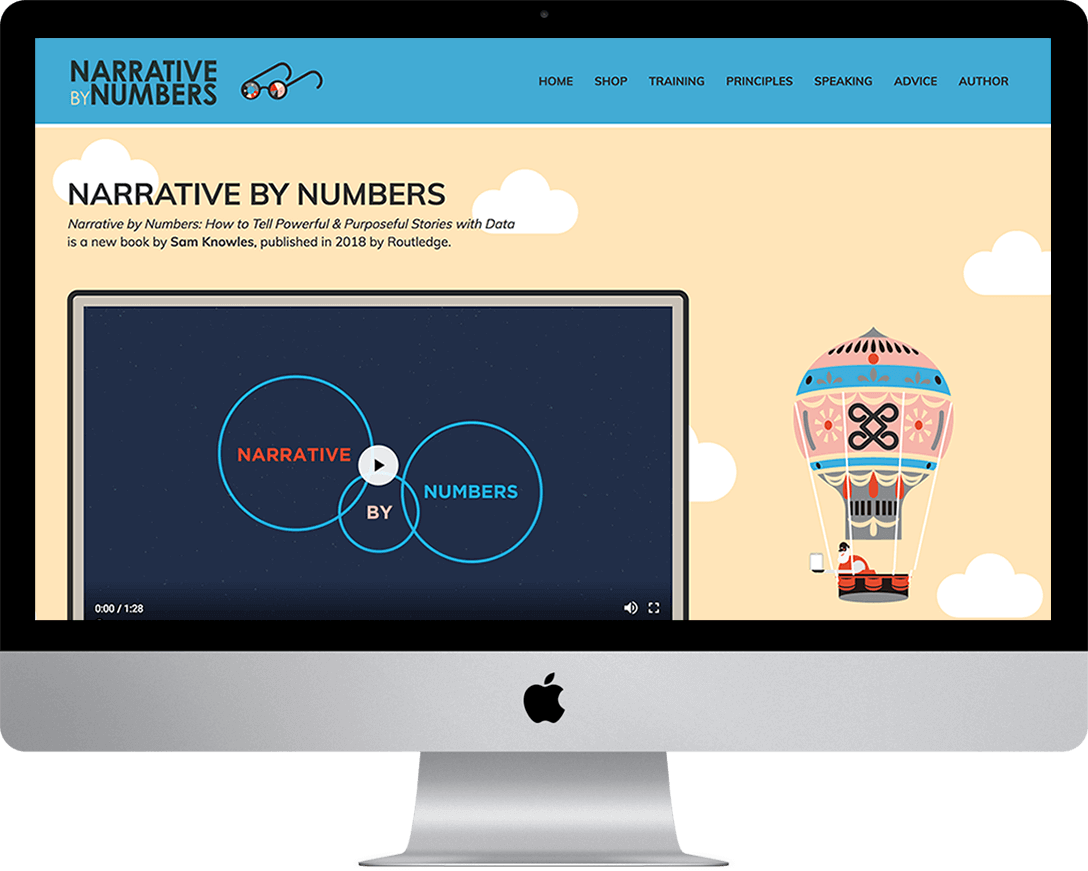 Narrative by Numbers by Sam Knowles from Insight Agents