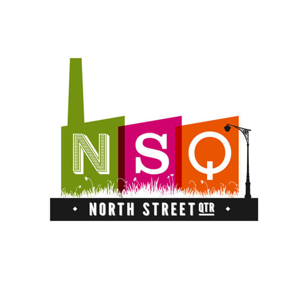 North Street Quarter Website by Digital Fuse