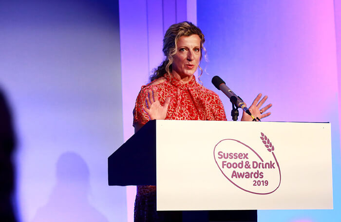 Sussex Food and Drink Awards Website by Digital Fuse
