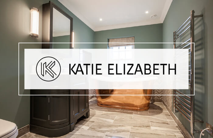 Katie Elizabeth Design Website