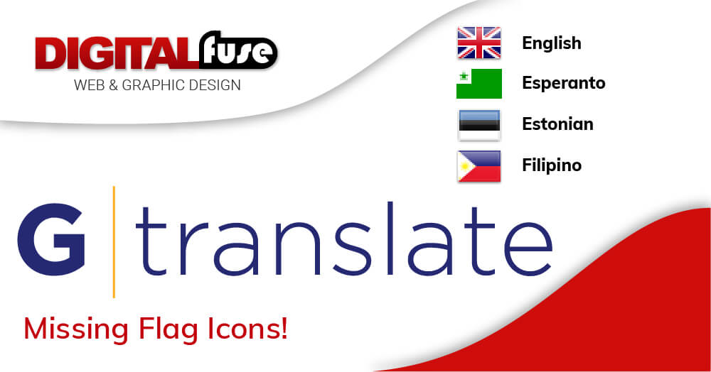GTranslate Plugin Missing Flags
