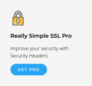 Website Security Headers Really Simple SSL